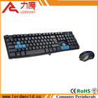 wireless mouse keyboard waterproof for gaming new design