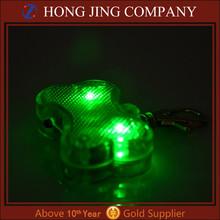 LED pet safety light and bone style color changing pet safety LED light