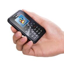 Super mini size credit card mobile phone Aiek M6