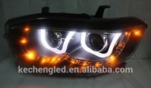 plug and play automobile 12v toyota highlander head lamp
