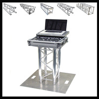 fashion show stage equipment runway truss concert stage roof truss aluminum truss for sale