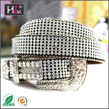 2015 new arrival Milan NewYork London Paris champagne diamond belt buckle ring for dress