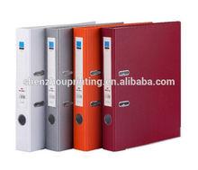 2014 best selling PP File Folder/plastic ring binder/folder/2 Rings Portfolio
