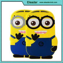 For mini ipad silicone minion case