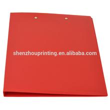 Baratos de moda pp carpeta de archivos/documento carpetas/cubierta transparente carpeta de informe