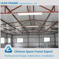 galvanizado espaço estrutura de aço para telhados estrutura de armação de construção