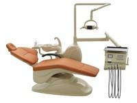 Guangzhou factory hospital dental chair electrically dental chair unit Luxury Dental Unit