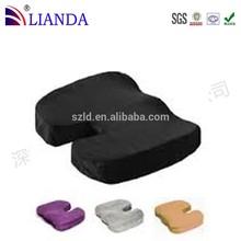 2014 best sell massage cushion/coccyx seat cushions/back shiatsu massager cushion