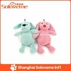 Custom Plush Corduroy Rabbit Toys