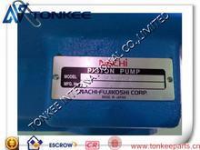Nachi PZS Hydraulic pump PZS-4B-100 Piston pump