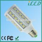 CE ROHS Approved 360 Degree 3000k SMD 5050 E14 E27 B22 220V 12 watt led lumens