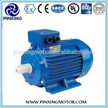YE3 (IE3) high speed induction motor fan motor 230v