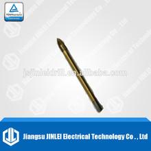 Straight Shank Tungsten Carbide Glass Drill Bit