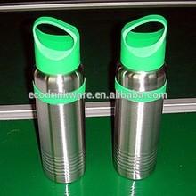 stainless steel shining electrolysis water bottle