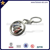 Hot selling fashion souvenir metal key chain