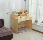 Good design children study table with book shelf
