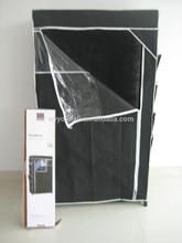 neue trend16mm rohr atmungsaktiv tuch schrank falten 600d. Black Bedroom Furniture Sets. Home Design Ideas