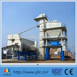 120t/h asphalt mixing plant machine bag dust collector