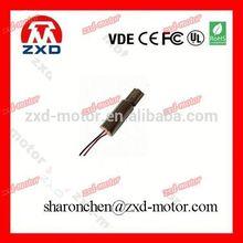 4mm coreless Permanent magnet DC motor at 3V