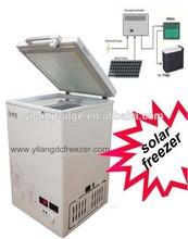 Work With Solar Power Of Solar Powered Chest Freezer