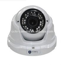 720P 1.0MP Varifocal Lens IR Metal Vanddalproof Dome AHD Camera cctv camera case