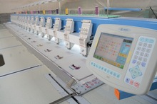 Better than SWF embroidery machine China embroidery machine better than Korea SWF embroidery machine