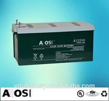 valve regulated lead acid battery AGM battery dry Battery 12v 150ah