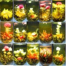 China Wonderful looking and Good tasty handmade flower blooming tea