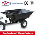 $ 30000 comércio garantia de ATV 10 Cuft Convertible Push & Pull Utility plástico Dairi Farm Equip