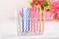 2014 top venda forma diferente de aniversário vela para decoração de aniversário