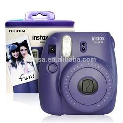 Fujifilm Instax Mini 8 Camera Fuji Instant Polaroid Photo Film - Grape