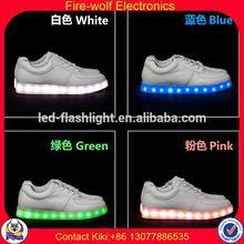 Dance Shoes Skate/LED luminous shoes for dancer manufactory