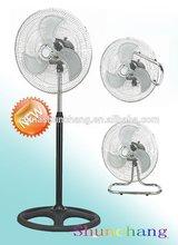 """18"""" 3 in 1 Electric Industrial standard Fan"""
