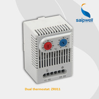 Saip/Saipwell High accuracy thermostat electrical symbols