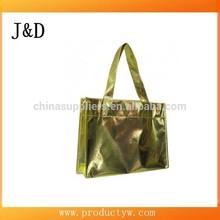 Popular Shiny Laminated PP Woven Bag Shopping