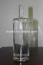CLEAR EMPTY 1.5L GLASS LIQUOR BOTTLES