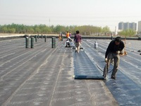 4mm Thickness Bitumen Roofing Sheet Reinforced with Polyester