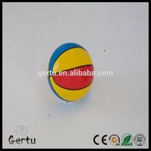 inflatable mini colorful pvc basketball