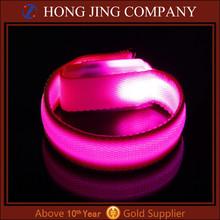 LED glowing armband led reflective armband led armband