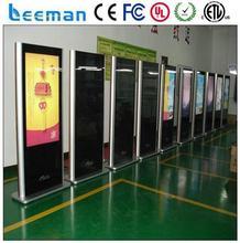 42inch lcd advertising display Leeman P8 SMD 1080p hd multimedia display