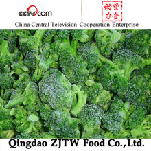 fresh frozen IQF broccoli stem diced and floret