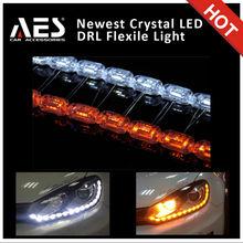 Hottest New type .Universal type led flexible led daytime running light