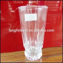 Hot Selling Diamond Drinking Juice Glass Bottle