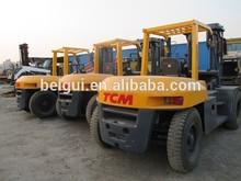TCM forklift 10 ton for sale, FD100, Japan original , Tcm forklift fd100
