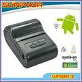 smartphone bluetooth móvel impressora de bolso