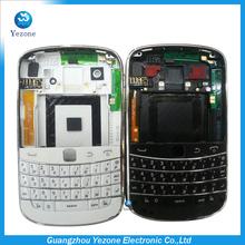 for BlackBerry Bold 9900, 9930 full Housing Case Replacement + Frame + Battery Door