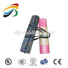 new model and top quality fashion printing Gym Tote Yoga Bags
