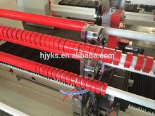 Hjy-qj04 de alta velocidade rolo de fita de PVC para cortador de rolo