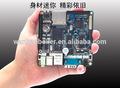 El desarrollo friendlyarm junta kit brazo mini2440 de una sola placa, 64m ram+256m nand flash, samsung s3c2440 2440 arm9