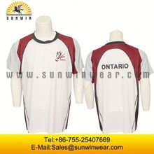 Round Neck Cotton Custom Printing Designed T-Shirt Cheap